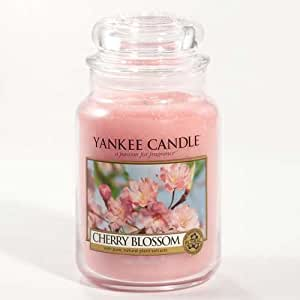 Yankee Candle (Bougie) - Cherry Blossom - Grande Jarre
