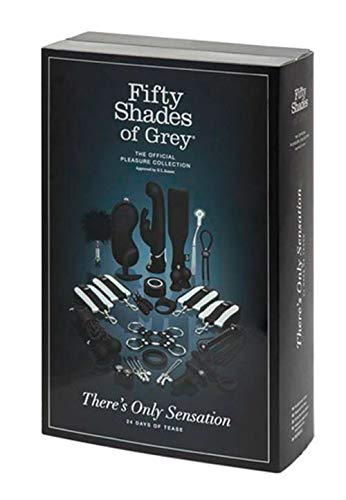 """Adventskalender\""""Fifty Shades of Grey There\'s Only Sensation\"""" 24 Days of Tease"""