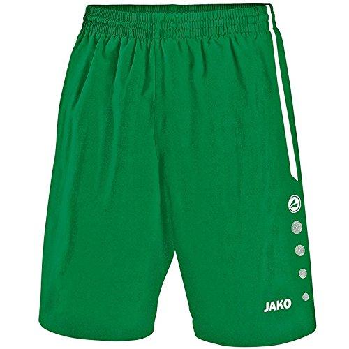 Jako Pantalon Sport Football Florence Vert/blanc