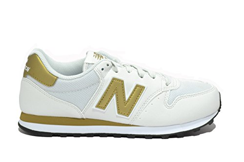 New Balance - Gw500wg, Scarpe da ginnastica Donna Bianco oro