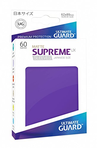Ultimate Guard ugd010599UX Supremo japonés tamaño Funda Tarjeta Caso