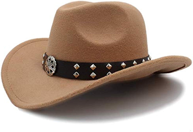 VEA-DE Vintage - Cappello da Cowboy Vintage VEA-DE da Donna af3d6679ed3d
