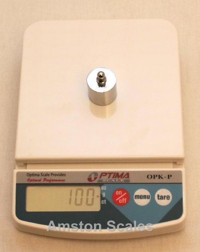 23c1ad5516d6 500 x 0.1 GRAM DIGITAL SCALE 2500 CARAT 17 OUNCE POCKET BALANCE SILVER GOLD  POSTAL PLASTIC by Amston Optima Scales