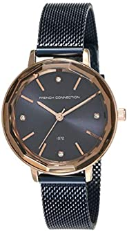 French Connection Analog Blue Dial Women's Watch-FC131