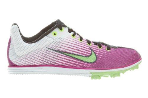 Nuovo Nike Lunarswift + 2 Blk / signore bacca 8 $ 85 White/Black-Vivid Grape