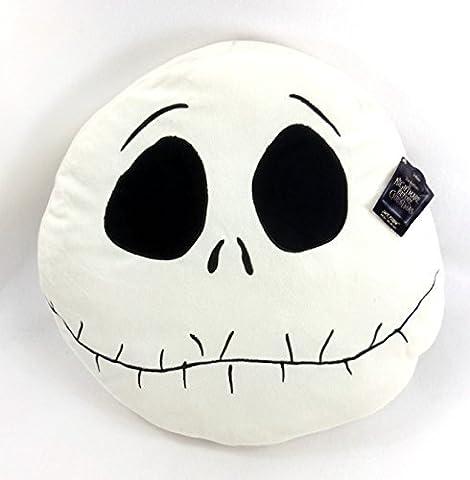 19 Nightmare Before Christmas Jack Skellington 20th Anniversary Pillow by Tim Burton