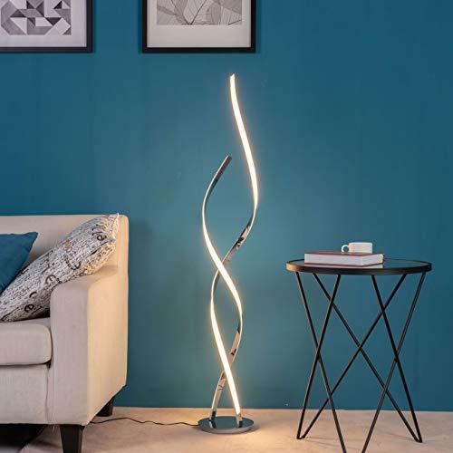 Lampadaire LED Ultra Design - 126 cm Cascada - EN SOLDES ! KOSILUM - IP20 - Classe énergétique : A - 220/230V 50/60Hz - - 1920 lm
