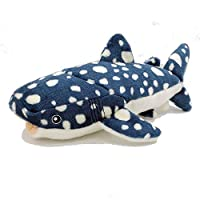 VACHICHI Soft Toy Sea Fish Plush Stuffed Sea Creature Toys Whale Shark, 40cm