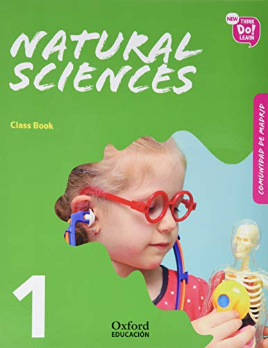 New Think Do Learn Natural & Social Sciences 1. Class Book + Stories Pack (Madrid)