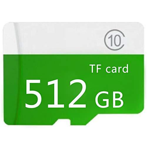 ZHOUXING TF Flash-Speicherkarte, verschiedene Speicherkarten 512G (Der 1. Flash-karten Klasse)