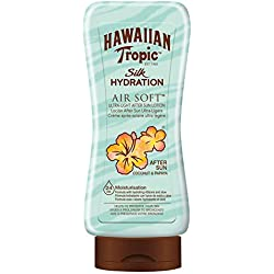 Hawaiian Tropic Silk Hydration Air Soft After Sun Lotion Coconut Papaya, 180 ml, 1 St