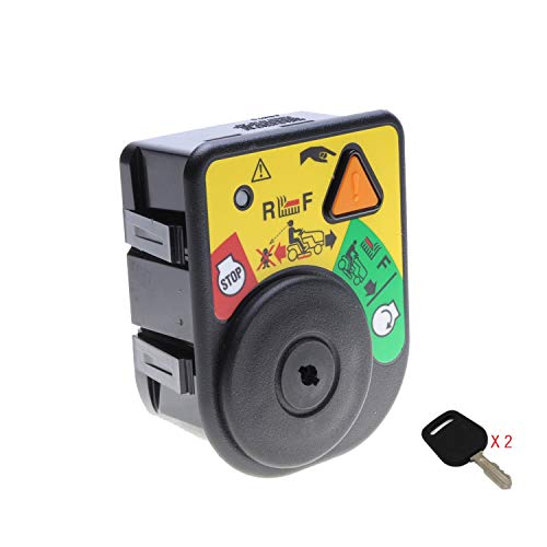 -Contattore a chiave adattabile con set di chiavi per trattorino Cub Cadet e MTD