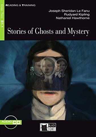 Stories of Ghosts and Mystery - Buch mit Audio-CD (Black Cat Reading & Training - Step 2)