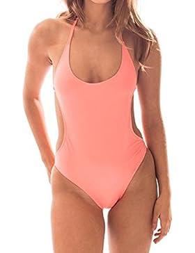 Moderno y cómodo bikini swimsuit _Dividir moderno y cómodo bikini traje de baño traje de baño bikini moda bien...