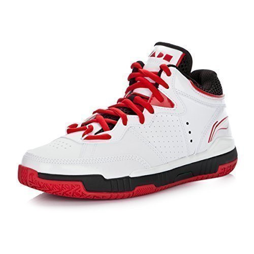 scarpe-da-basket-li-ning-uomo-abph183-2b-bianco-rosso-men-eu-45