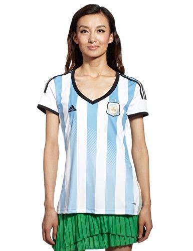 adidas Damen Argentinien Trikot Jersey Gr.L