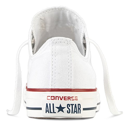 converse chuck taylor all star sneakers unisex adulto bianco