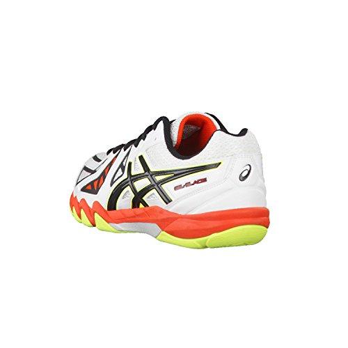 Chaussures Homme De Gel Blanc blade Asics 5 Squash 1tzUxtA