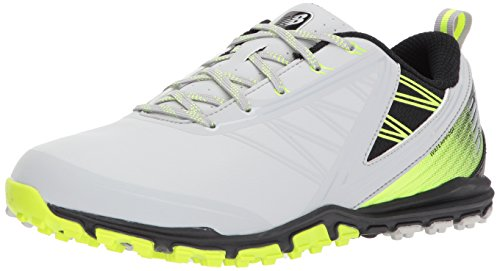 Preisvergleich Produktbild New Balance Men's Minimus SL Golf Shoe,  Grey / Green,  9.5 2E 2E US