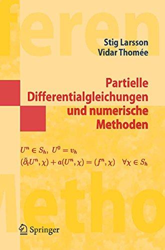 Partielle Differentialgleichungen und numerische Methoden (Masterclass)