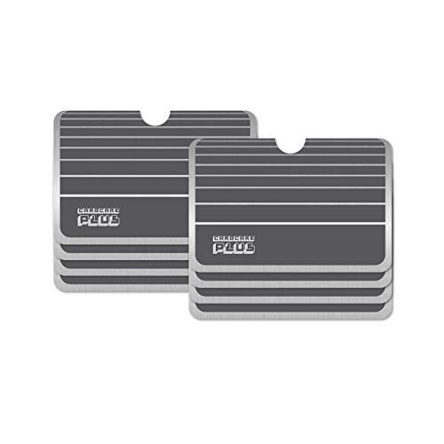 Anti Scan RFID Schutzfolie für Ihre Kreditkarten inkl. 8x Karte Bildschirmschutzfolien