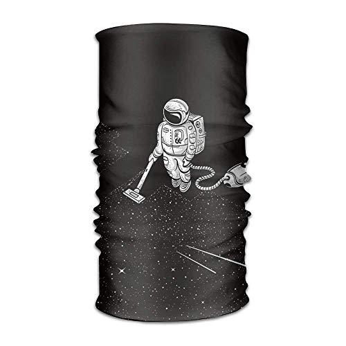 VTXWL Space Cleaner 16-in-1 Magic Scarf,Face Mask,Fishing Mask,Thin Ski Mask,Neck Warmer Balaclava Bandana - Freezer Cleaner
