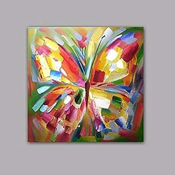 Kunstloft Tableau Peinture Sur Toile à Lhuile Vibrations