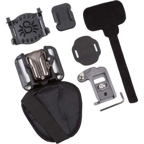 Spiderlight Backpacker Kit (mit Spiderlight Holster, Teller, Pin) - spd180