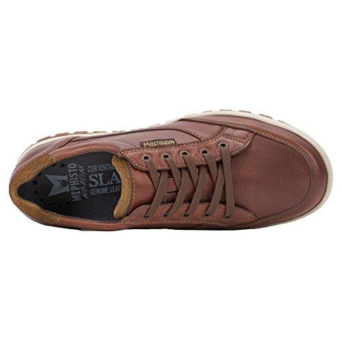 Mephisto Mens Paco Hazel Leather Shoes 8.5 UK