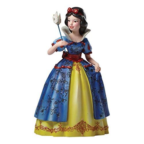 Enesco 4046625 Disney Showcase Collection Snow White (White Masquerade Dresses)
