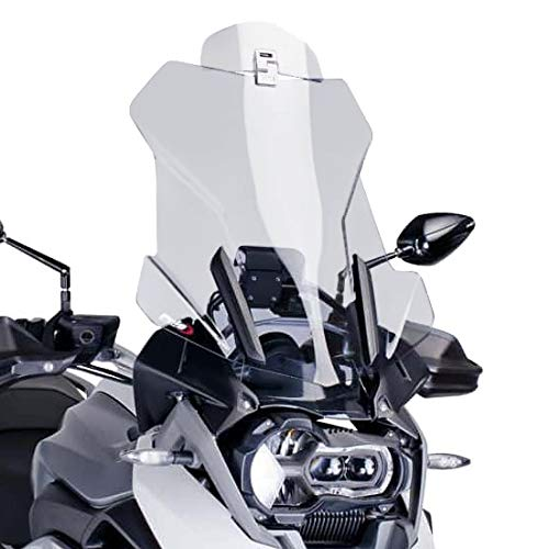 Spoiler-Aufsatz Honda S-Wing 125 Puig Clip-On klar -