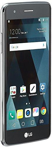 Foto LG m200e titanio K8(2017) Smartphone (12,7cm (5pollici), Dual SIM, 16GB, Android 7.0Nougat) Titanium