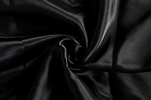 ICOCOPRO -  Pigiama due pezzi  - Donna Black