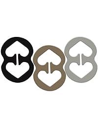 RAZOR Clips 3 piezas sujetador clips de la correa de ocultación de las correas del sujetador de clip control de la hendidura