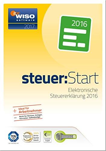 WISO steuer:Start 2017 (für Steuerjahr 2016) [PC Download] (Kinder Software)
