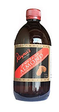 Rayners Almond Flavouring Essence 500ml