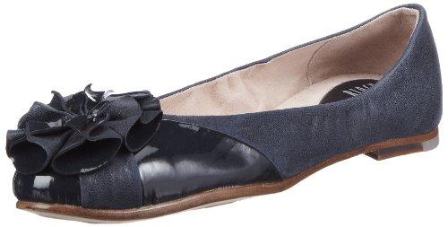 LR, Damen Ballerinas, Blau (NUT), EU 37 (Bloch Flach)