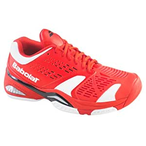 Babolat 30S1206-104 Sfx All Court M Footwear, UK 9H (Red)