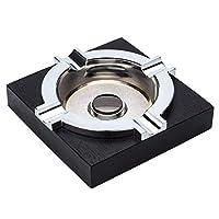 GFF Easternam ashtray, Classic Fashion Metal ashtray used as black salon desk