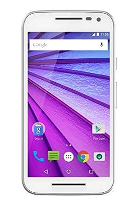 Motorola Moto G 3rd Generation LTE SIM-Free Smartphone - Callisto White