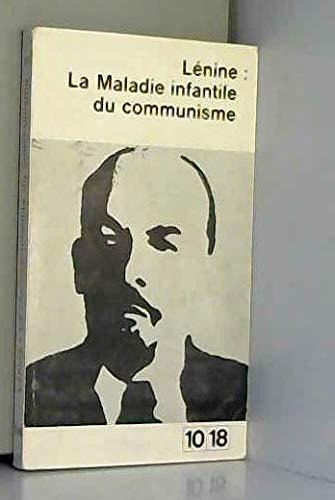 La maladie infantile du communisme par Lénine