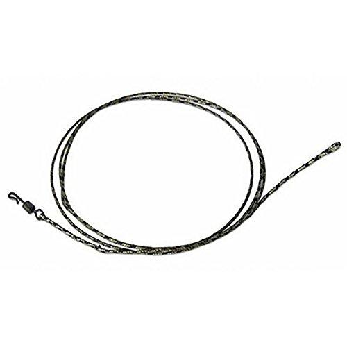 Lead Core Carp'o Emerillon Agrafe Tournante - 80cm - Par 2 par  CARPO