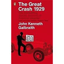 The Great Crash 1929 by John Kenneth Galbraith (2009)