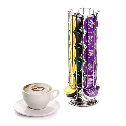 24 cápsulas café Dolce Gusto torre giratoria