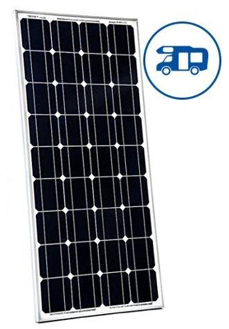 Preisvergleich Produktbild DCsolar Premium Solarmodul E400M36 100 Watt monokristallin