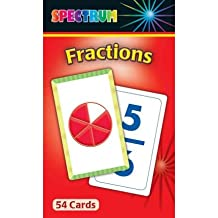 [( Fractions Flash Cards )] [by: Carson-Dellosa Publishing] [Sep-2010]