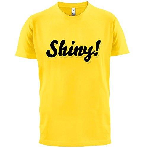 Shiny! Serenity - Herren T-Shirt - 13 Farben Gelb