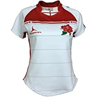 Olorun VI Nations Ladies Exofit England Sublimated Rugby Shirt 8-18