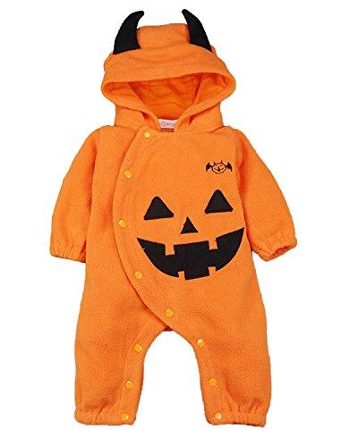 en Langarm Cosplay Halloween Karneval Bodysuit Jumpsuit Strampler Style 5 66/3-6Monate (Neugeborenes Mädchen Halloween-kostüm)