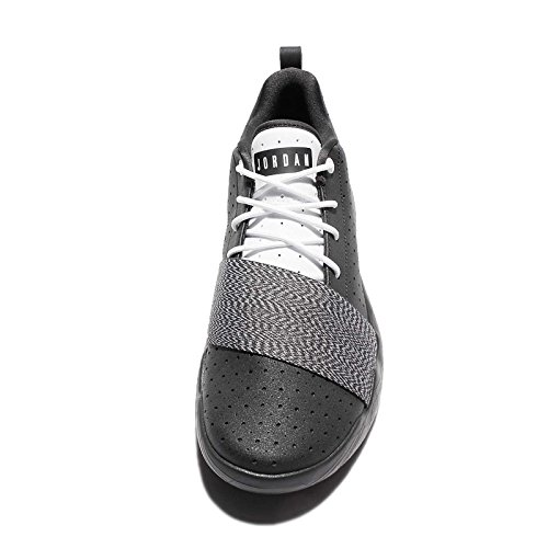 Nike Jordan Breakout Sneaker Turnschuhe Schuhe für Herren Anthrazit (Anthracite/White)